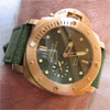 Luminor Submersible 1950 3 Days Automatic Bronzo